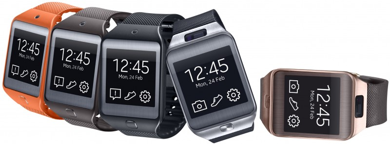 Ahead Of Apple's iWatch, Samsung Unveils Its Next-Gen Gear 2