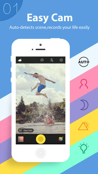 Camera360 Gets Refreshed UI, New Effects Store, Enhanced Editing Functions And More