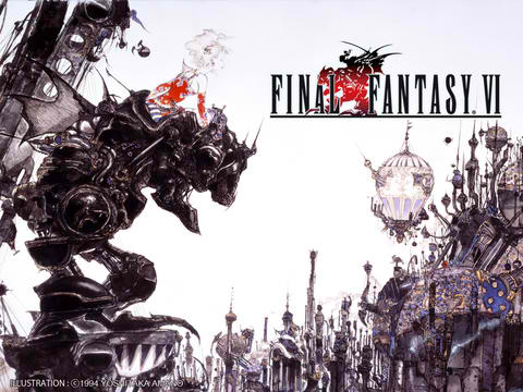 Finally, The Long-Awaited Final Fantasy VI For iOS Is Out Now In The App Store