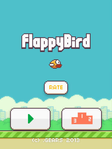 Apple And Google Now Stopping 'Flappy' Games From Taking Flight