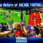 Hard-Kicking Football Heroes Arcade Game Updated In Celebration Of Super Bowl
