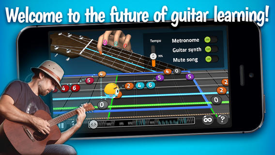Rock On: GuitarBots Goes Universal, Gains Song Importing And Video Recording