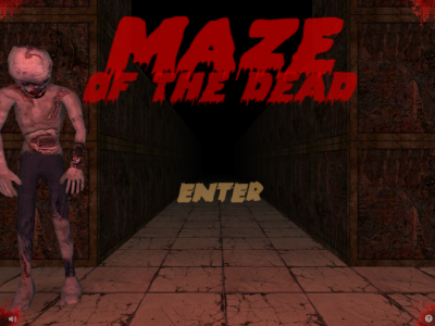 Quirky App Of The Day: Outsmart The Zombies In Maze Of The Dead