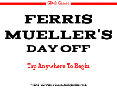 Quirky App Of The Day: Watch The Awkward Clash Of Puns In Ferris Mueller's Day Off
