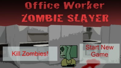 Quirky App Of The Day: Grab A Stapler In Cubicle Worker Zombie Slayer