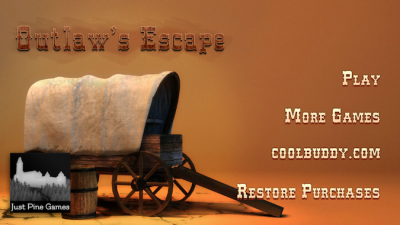 Quirky App Of The Day: There's Only One Exit In Outlaw's Escape