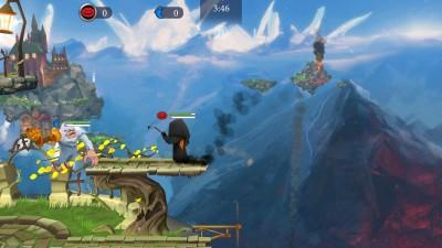 Enjoy Ghoulish Multiplayer Brawls In Fright Fight