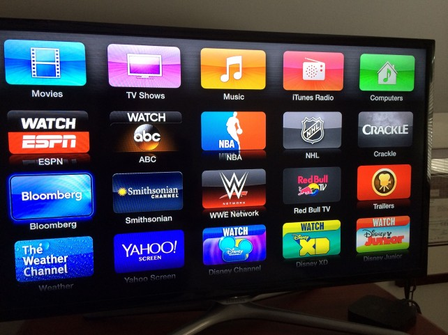 The WWE Network Launches On The Apple TV And iOS Devices