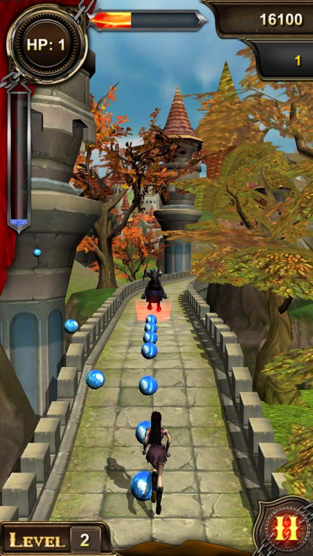 Are You Nimble Enough To Catch And Defeat Nimus In Running Quest?
