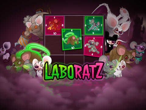 Build Your Army Of Mutant Laboratz In This MMORPG And Trading Card Game Hybrid