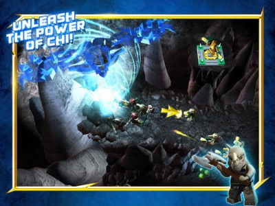 Warner Bros. Unleashes Lego Legends Of Chima Online Adventure Game For iOS