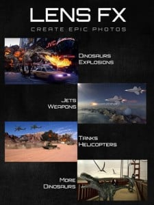 LensFX Enhances Your Photos With Epic Hollywood-Style Special Effects