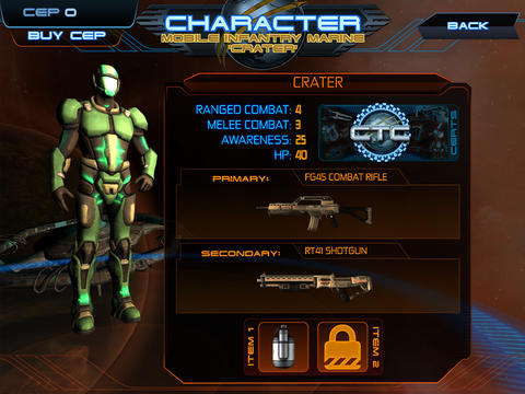 Command An Elite Space Combat Force In Line Of Defense Tactics