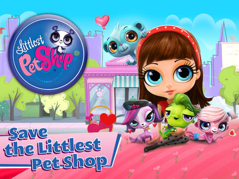 Gameloft Unleashes Lovely New Update To Littlest Pet Shop For Valentine's Day