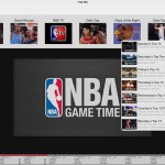 NBA Game Time Apps For iOS Updated With Classic Games And Historical Videos