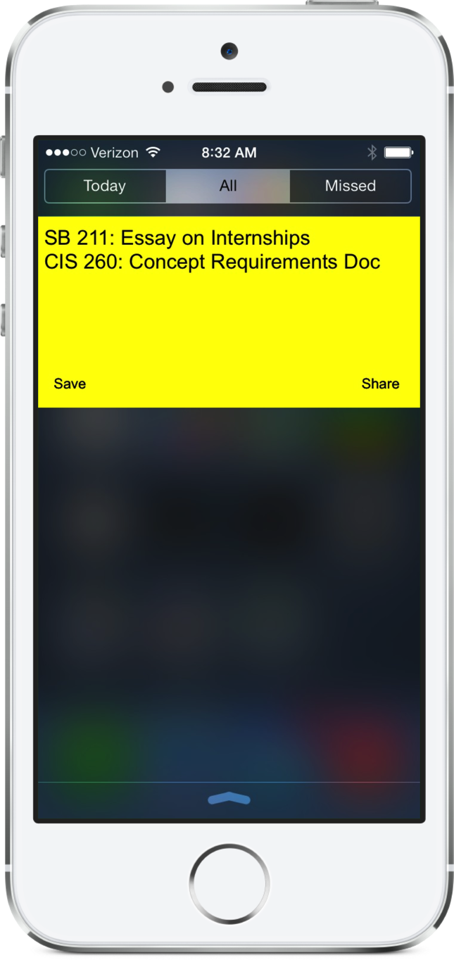 Cydia Tweak: Take Notes Anywhere In iOS 7 With NCNotes