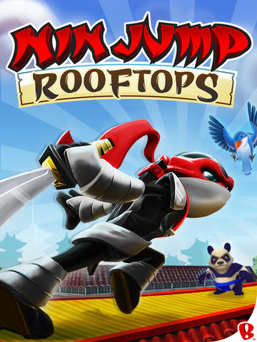 NinJump Rooftops Runs Into New Prizes, Powered Costumes And More