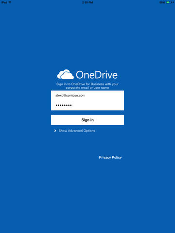 Microsoft Launches OneDrive For Business, Formerly SkyDrive Pro, With New Design
