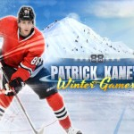 Take To The Ice And Hit The Hockey Puck In Patrick Kane's Winter Games