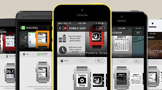 It's About Time: Pebble Appstore Scheduled To Be Launched On iOS On Feb. 3