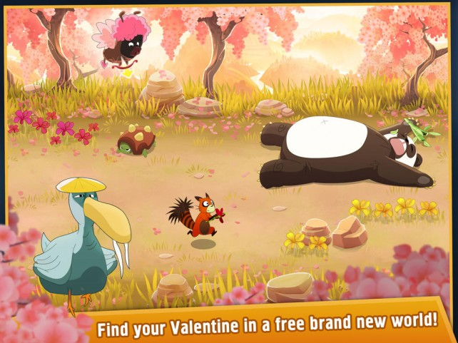 Rakoo's Adventure 3.0 Celebrates Valentine's Day With A Whole New World