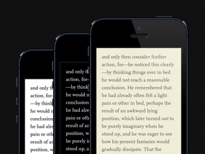 Popular E-Reading App Readmill Gains Support For Mentions And Sepia Mode