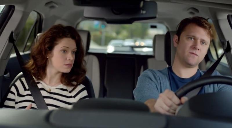 Chevrolet Airs A New Equinox Ad, Shows Off Siri Eyes Free Integration