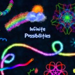 Scribblify 3.0 Includes iOS 7 Optimizations, New Brushes, And New Kaleidoscope Modes
