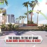 Shoot That Ball And Score Against Other Players In Slam Dunk Basketball 2