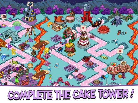 You're Going To Love The New, Sweet And Tasty Update To Smurfs' Village