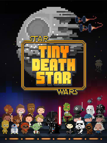 Star Wars: Tiny Death Star Enlists Salvage Droids For Deep-Galaxy Missions