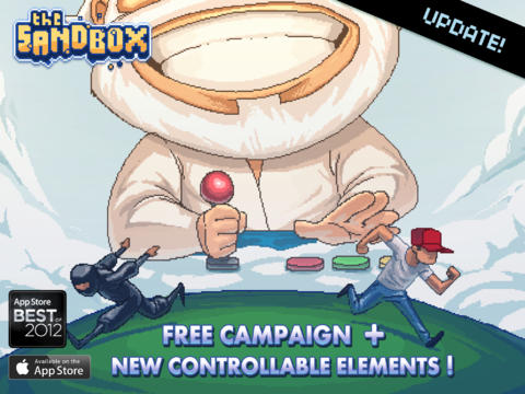 The Sandbox Gains New User-Created Campaign And New Controllable Elements