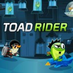 Battletoads-Inspired Endless Running Game Toad Rider Out Now On iOS