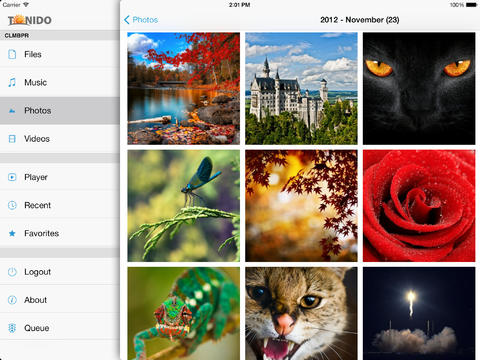 Tonido Now Offers Automatic Camera Upload To Your Very Own Private Cloud