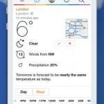 Weather Underground Gains Home Screen Customization, Hazard Reports And More