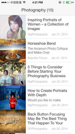 Ziner Goes 2.0 With Feedly Integration, Universal Support And iOS 7 Redesign