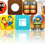 Today's Apps Gone Free: Monkey Ninja, Wooden Labyrinth 3D, My Currency And More