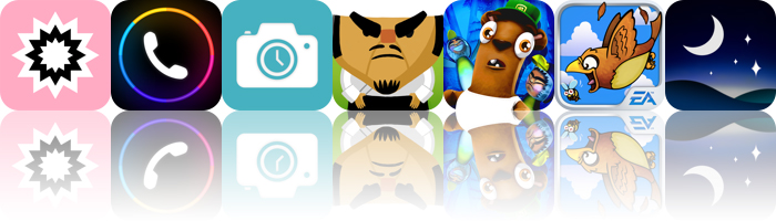Today's Apps Gone Free: Circle Stop, One Touch Dial, Dayli And More