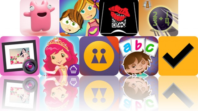 Today's Apps Gone Free: Talking Carla, Beck And Bo, Love Coupon Builder And More