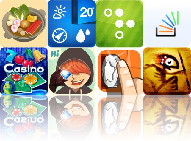 Today's Apps Gone Free: HotPot, Weathercube, NetBound And More