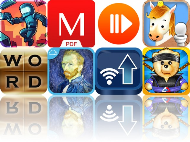 Today's Apps Gone Free: The Blocks Cometh, PDF Master 3, InstaCapture And More