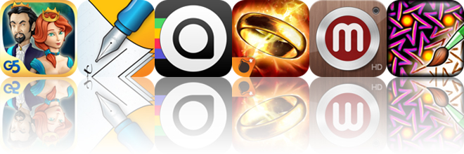 Today's Apps Gone Free: Royal Trouble, JotNot Signature, Phlo And More