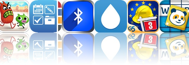 Today's Apps Gone Free: Gesundheit!, InFocus Pro, ReadyMic And More