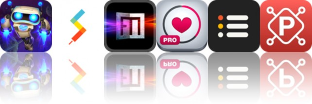 Today's Apps Gone Free: Stellar Wars, SnapPen, Flick Music And More