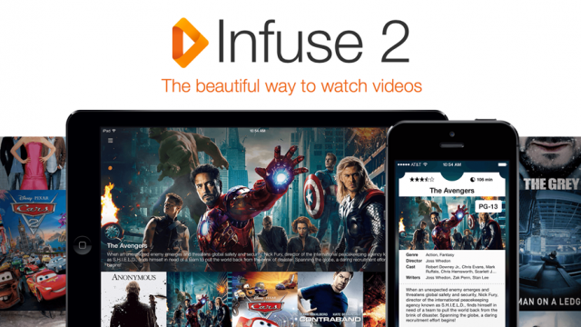 Infuse 2 Updated To Add Video Downloads, Improved Streaming And More