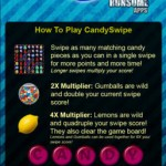 CandySwipe Developer Battling Candy Crush Saga Over His Trademark
