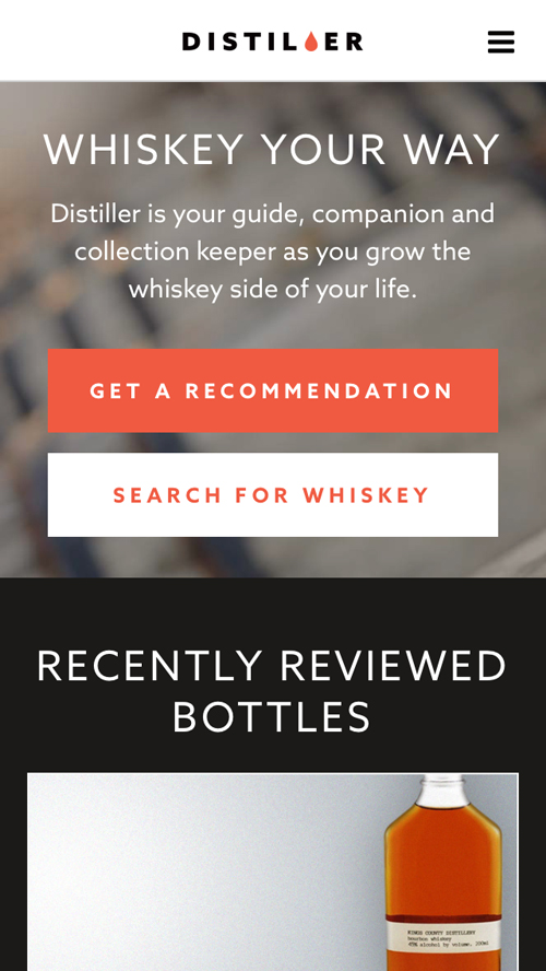 Whiskey Lovers Should Take A Shot Of Distiller