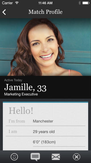 Keep Up To Date With The New Datebook Feature Of eHarmony For iPhone