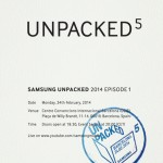 The Big Samsung Galaxy S5 Reveal Is Coming Feb. 24