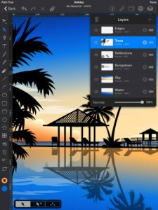 Popular Drawing App iDraw Goes 2.0 With iOS 7 Redesign, PSD Support And More